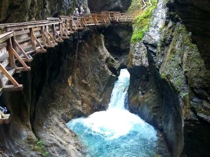 Les Gorges Sigmund Thun Klamm