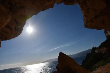 Lieux incroyable que cette grotte de Biddiriscottai. Un lieu qui a enchanté la journée et donné plein d'idées