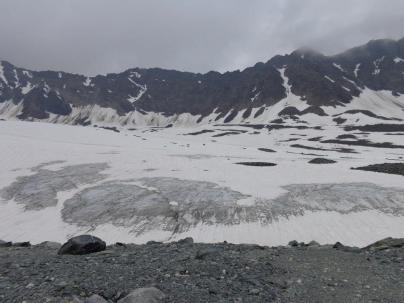 Glacier de Gebroulaz