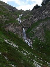 """""""Une des plus belles chutes d'eau de la Vanoise""""... qu'est ce qu'il ne faut pas inventer pour faire avancer un groupe !!"""